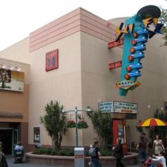 Kitchen Cabinets Set Nutri Sci-fi Dine-in Theater At Walt Disney World | Idesignarch ...