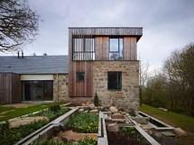 Old House Modern Design