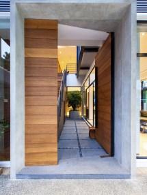 Modern Entrance Interior Design