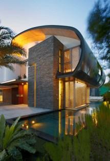 Nautical-inspired House Marina In Singapore