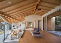 Contemporary House with Traditional Korean Architectural ...