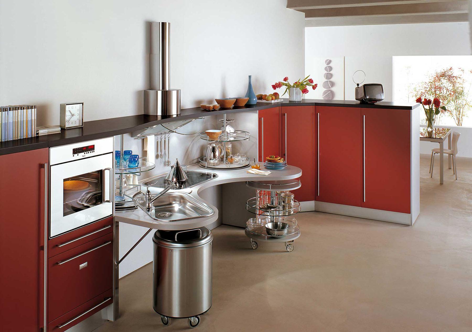 Kitchen Design Wheelchair User