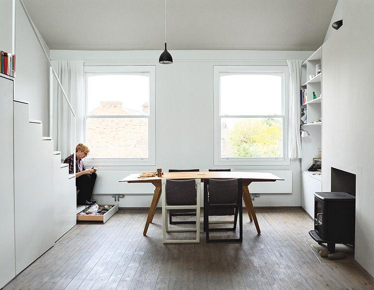 Small London Apartment With Smart Design Idesignarch