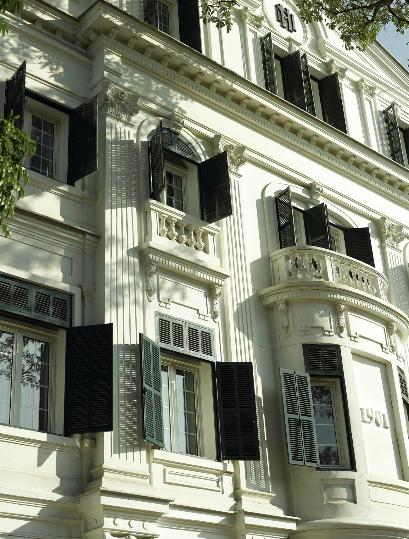 Hotel Sofitel Legend Metropole Hanoi  French Colonial Charm In Vietnam  iDesignArch  Interior