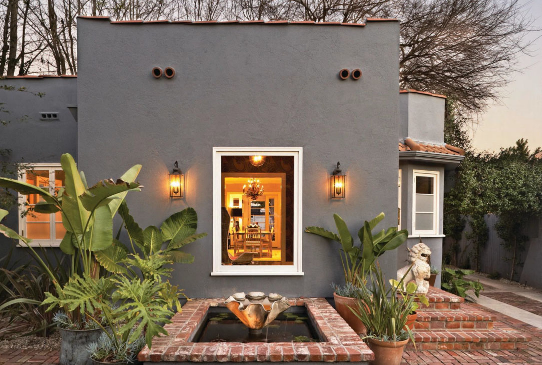 Charming Spanish Bungalow Converted To Office