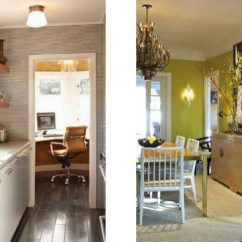 Ideas For Kitchen Cabinets Clever Small Design Charming Spanish Bungalow Converted To Office ...