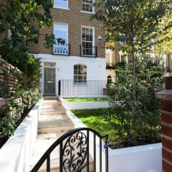Tables For Small Kitchen Spaces Cheap Floor Mats Exquisite Contemporary House Near Kensington Gardens ...