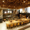 The bank a starbucks coffee theatre in amsterdam idesignarch