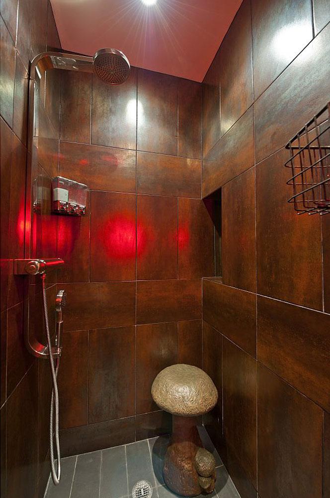 Retro Futuristic Steampunk Loft Apartment In New York