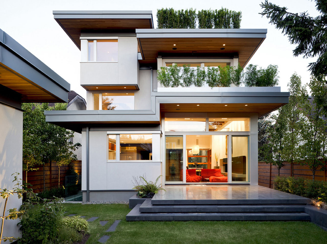 Sustainable Home Design In Vancouver IDesignArch Interior