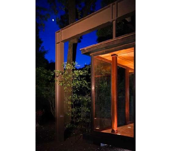 Tea House And Meditation Space In Backyard IDesignArch Interior Design Architecture
