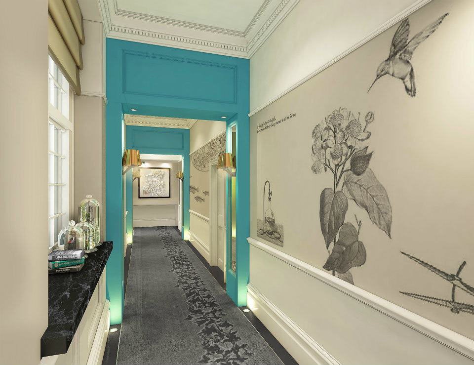 The Ampersand Hotel London  Victorian Architecture With