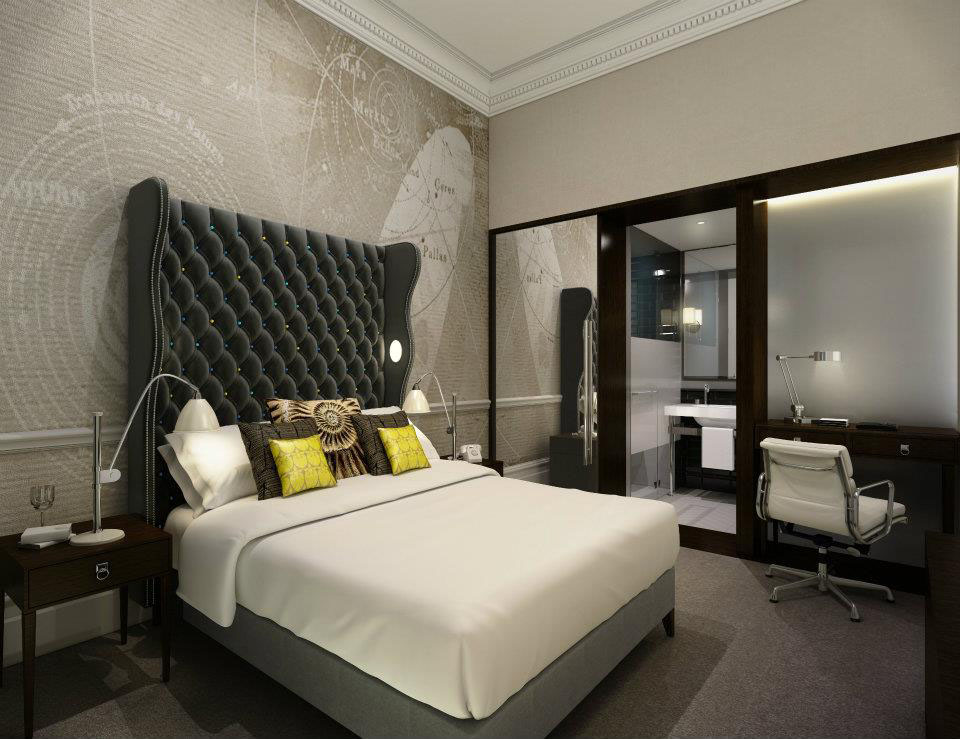 The Ampersand Hotel London  Victorian Architecture With Modern Whimsical Decor  iDesignArch
