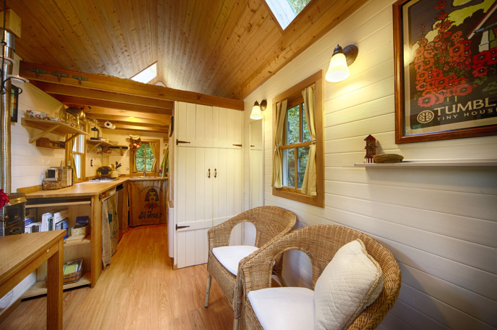 Charming Tiny Bungalow House  iDesignArch  Interior Design Architecture  Interior Decorating