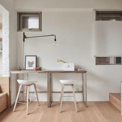 Century Kitchen Cabinets How To Make Your Own Tiny-studio-loft-flat-taipei-taiwan_12