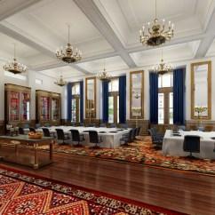 Mid Level Kitchen Cabinets Track Lighting For Kitchens Trump-international-hotel-washington-dc_10
