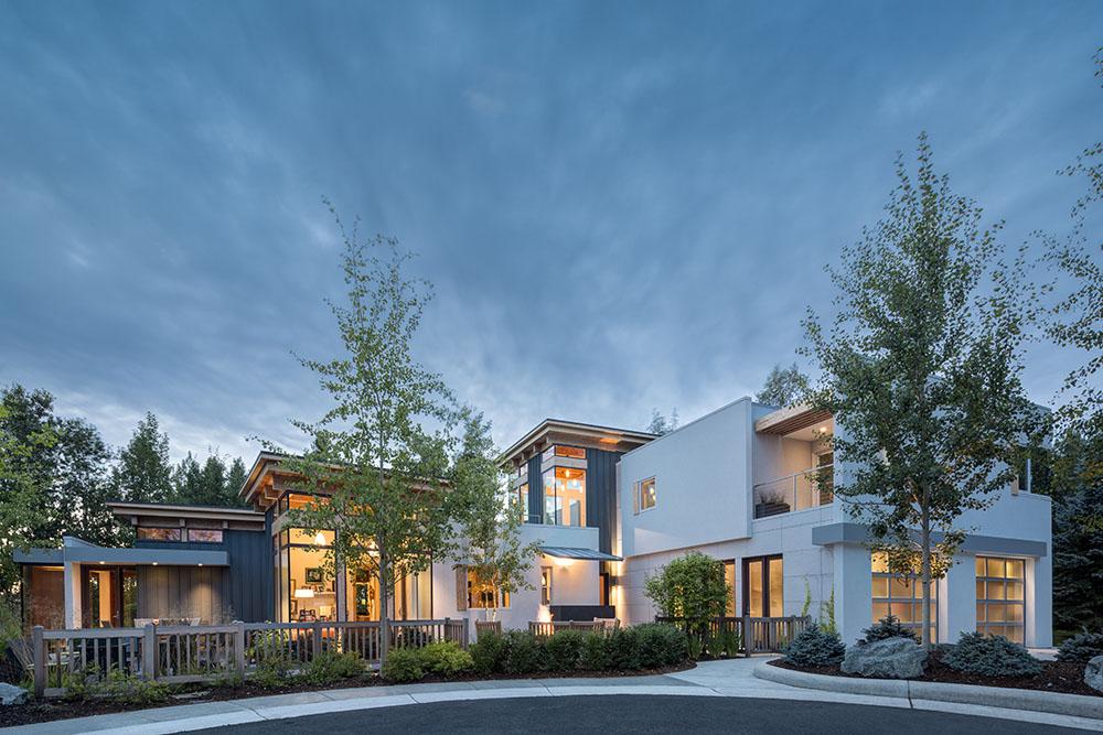 Turnagain Beach House in Alaska By KPB Architects  iDesignArch  Interior Design Architecture