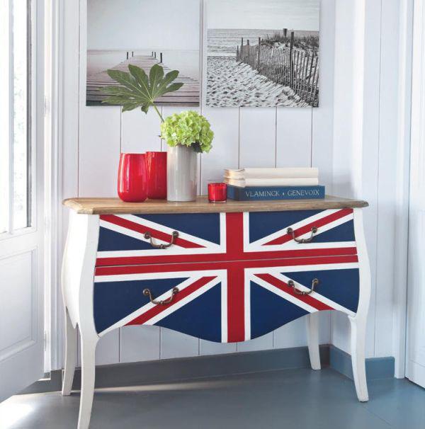 beach inspired living rooms indian room ceiling design union jack interior decor ideas | idesignarch ...