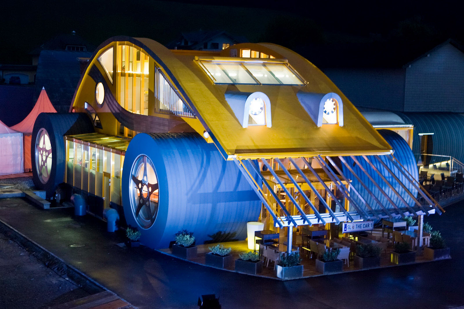 images of small decorated living rooms raymour and flanigan room vw beetle restaurant bar in austria | idesignarch ...
