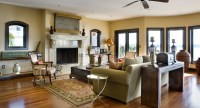 Mediterranean Style Home With Rustic Elegance ...