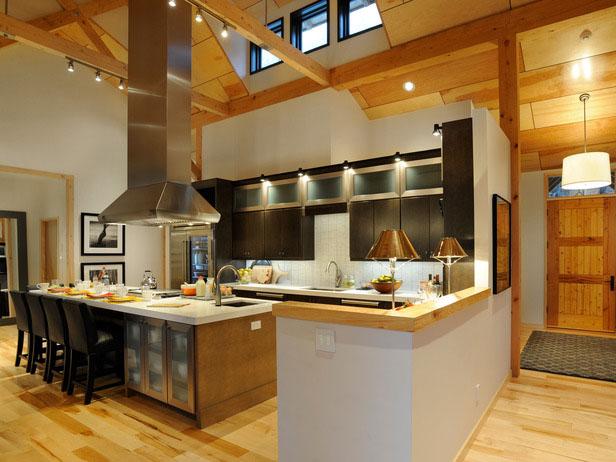 Gorgeous Mountain Dream Home In Vermont  iDesignArch  Interior Design Architecture  Interior