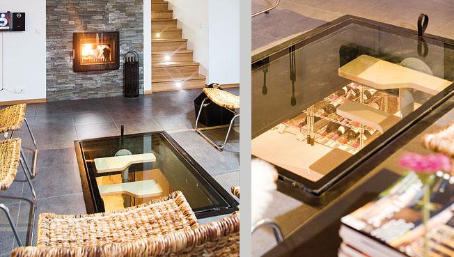 Villa Siberg  A Contemporary House With Rustic Wine Cellar  iDesignArch  Interior Design