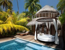 Exotic Retreat & Spa Maldives With Luxury Bungalows