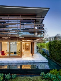 Inspirational Residence Captures West-coast And Oriental