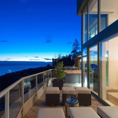 Pics Of Modern Living Rooms Paint Colors For With Hardwood Floors Gorgeous Penthouse In West Vancouver Panoramic Views ...