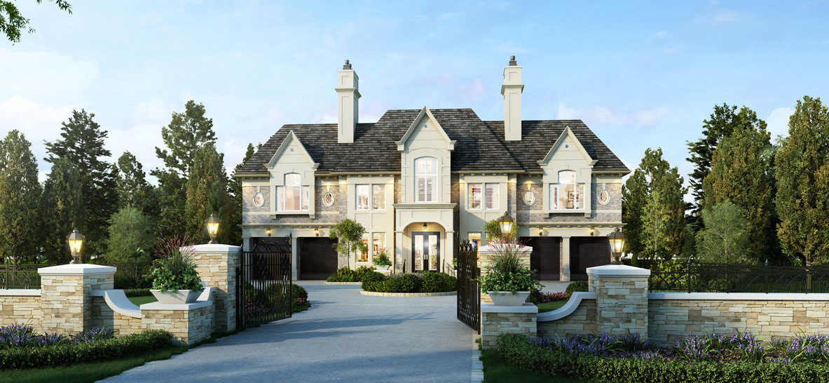 Luxury Millionaire Mansion With Impeccable Architecture And Beautifully Crafted Interiors