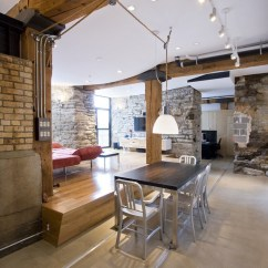 Interior Design Living Room For Small Apartment Art Rooms Whitney Loft Renovation In Minneapolis | Idesignarch ...