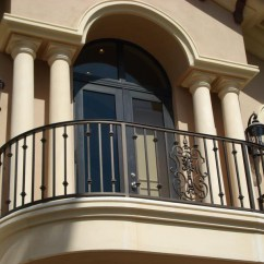 Island Style Decorating Living Room Rugs In Wrought Iron Balconies With Architectural Appeal ...