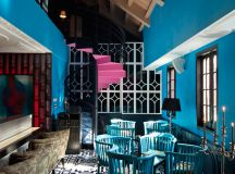 Yucca Lounge – Surrealist Interior Design In Shanghai ...