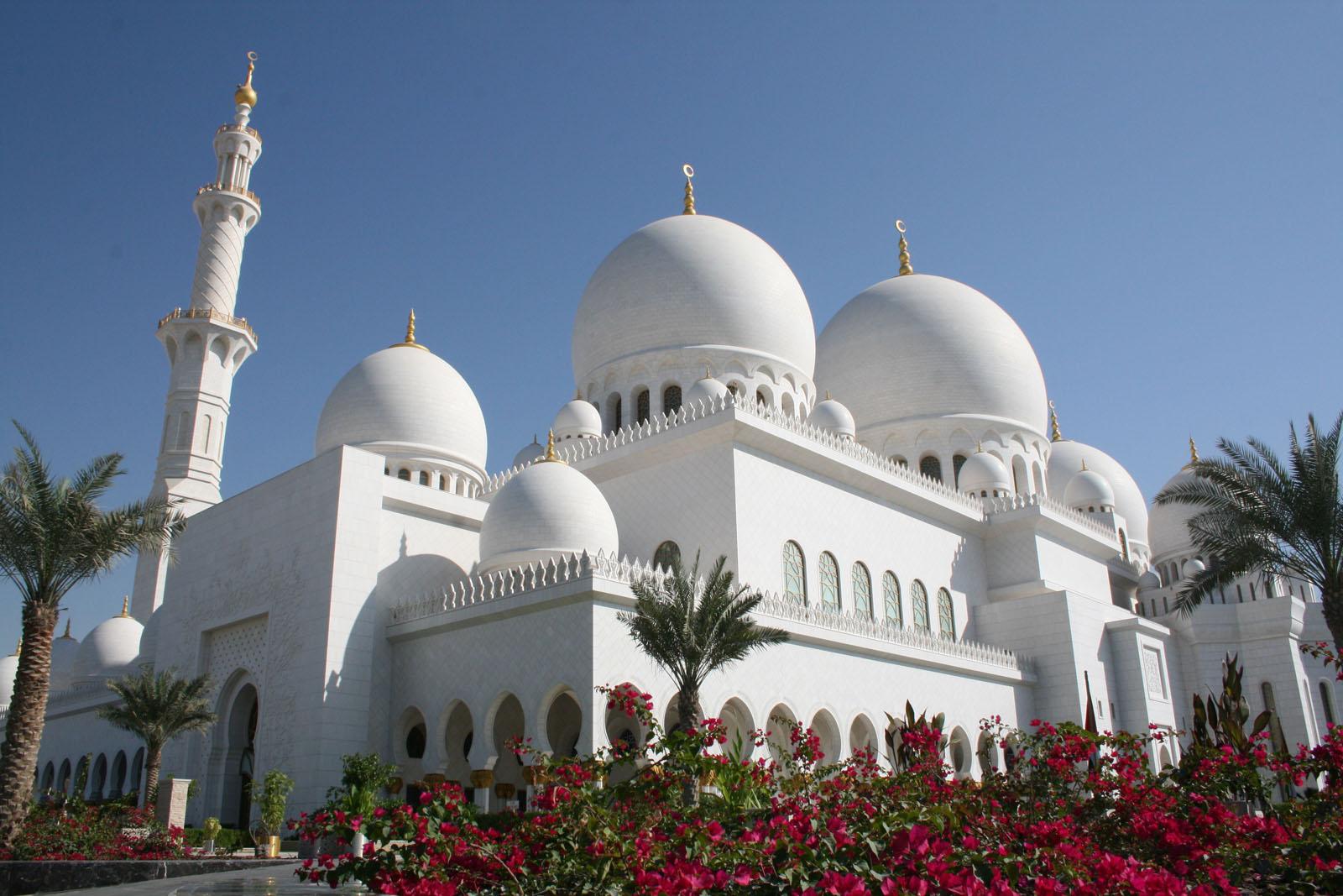 Sheikh Zayed Grand Mosque Abu Dhabi  iDesignArch  Interior Design Architecture  Interior