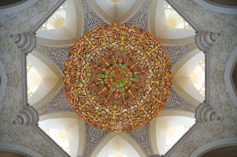 Sheikh Zayed Grand Mosque Abu Dhabi IDesignArch Interior Design Architecture Amp Interior