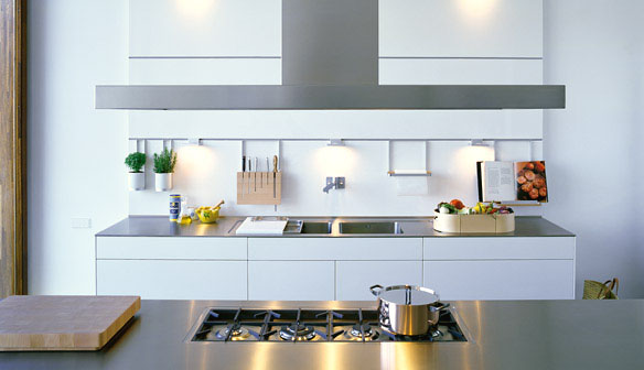 Kitchen Designs With Modern Clean Lines  iDesignArch  Interior Design Architecture  Interior