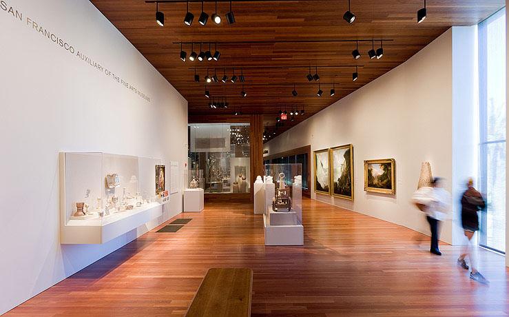 M H De Young Museum By Herzog Amp De Meuron IDesignArch