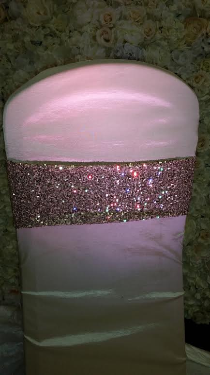 Chair Covers  Bows  Sashes
