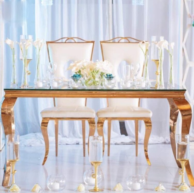 table and chair rentals sacramento swinging hammock flower wall linens cloth decor party metal glass gatsby