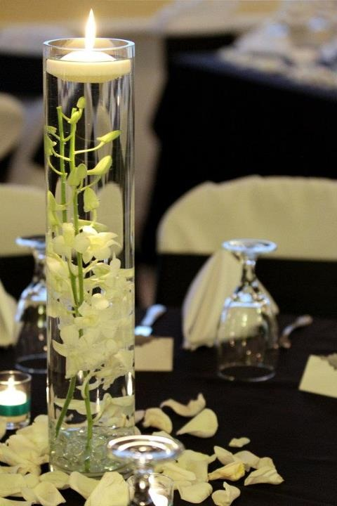 Centerpieces Without Flowers