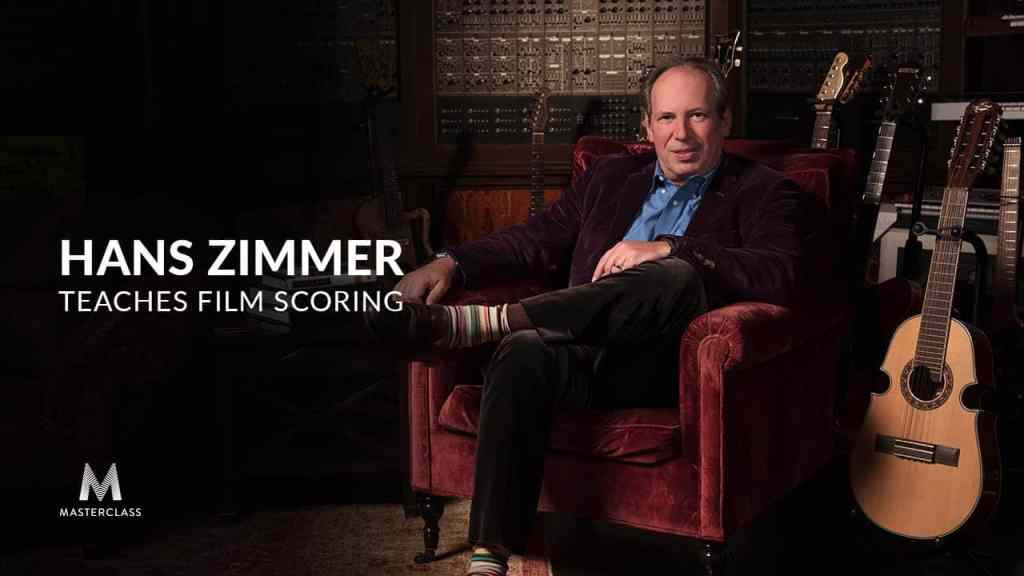 hans zimmer online music production masterclass course