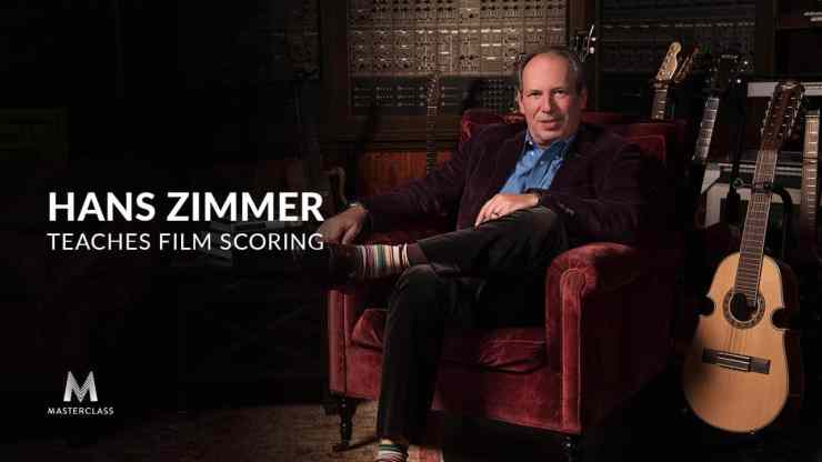 hans zimmer online music production masterclass course
