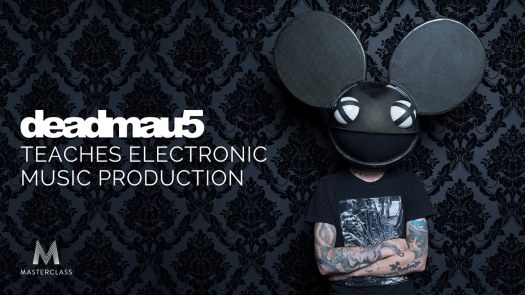 deadmau5 online music production masterclass course
