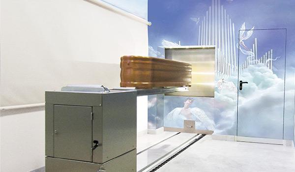 Resultado de imagen de crematorio para incineración