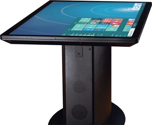 Touch Tables, Interactive Drafting Tables, and Multitouch