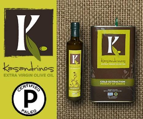 kasandrinos organic extra virgin greek olive oil aip AIP Crispy Pear-Beet-Cucumber Salad Recipe kasandrinos 300x250