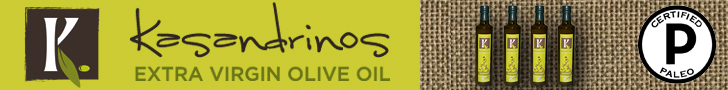 kasandrinos organic extra virgin greek olive oil