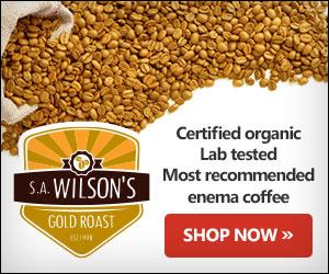 s.a.Wilsons Gold Roast Coffee