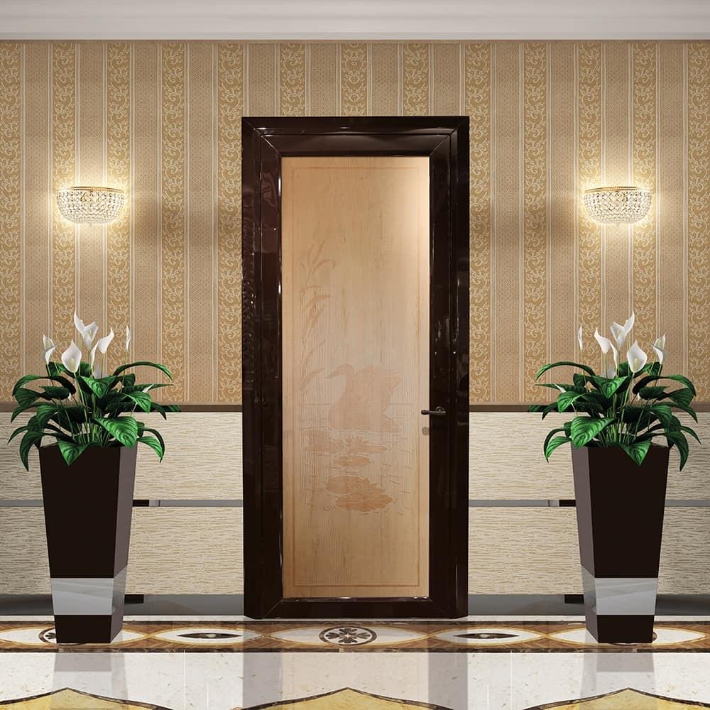 Sandblasting Wood Doors