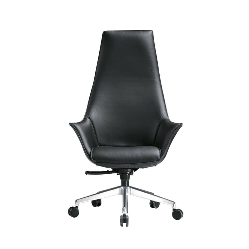 chair with wheels grey canvas covers directional for professional studies idfdesign kimera